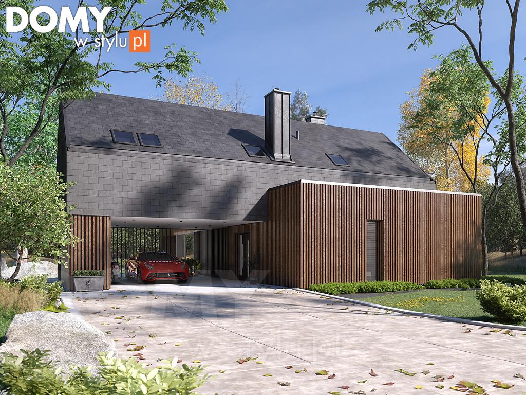 Nowoczesne domy z funkcjonalnymi, energooszczędnymi rozwiązaniami